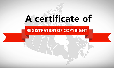 What is Copyright? See the Canadian IPOffice's New Video on YouTube